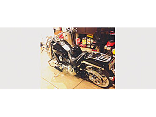 2006 HARLEY-DAVIDSON SOFTTAIL DELUXE 12600 miles new tires 3 sets of pipes well maintained 13