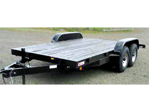 CARSON TRAILER fits 1 car car ramps dual axle registration is current orig owner very good con