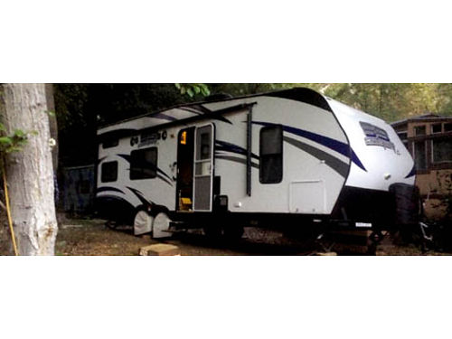 2015 JANSPORT TOY HAULER 28 brand new let my divorce be your profit 3000 down and take over pay