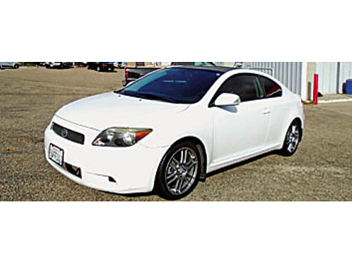 2006 SCION TC SPECIAL EDITION - Auto loaded CD panoramic roof clean  sporty 142833 4995 KARS