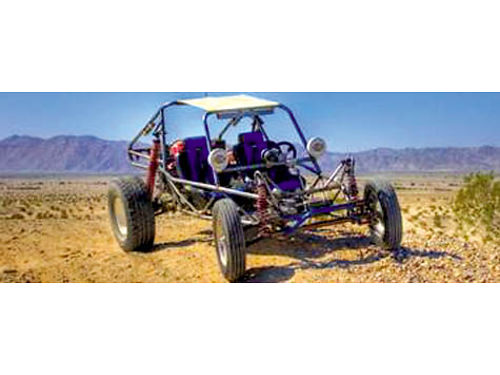 DUNE BUGGY Sand rail Fat Perf Type 4 VW Motor 2500 cc Weber Carbs 091 Close ratio Trans King S