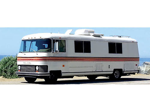 1977 REVCON 26 21K actual miles front wheel drive aluminum body runs great Trip Ready high en