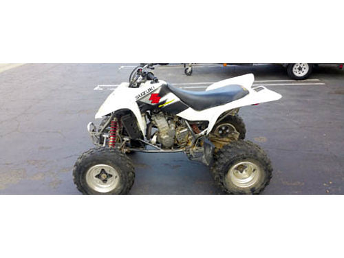 2004 SUZUKI LTZ 400 QUAD Great all around just needs some clean up Starts and runs perfectly 220