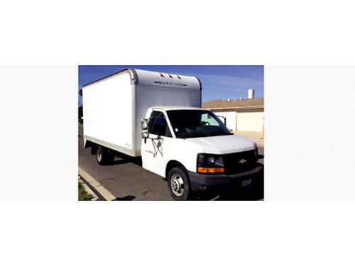 2003 CHEVY 3500 BOX TRUCK 127K miles smog ready 7800 obo