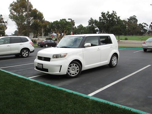 2009 SCION XB auto 4 cyl all power new tires AC CD well maint hi fwy miles great clean con
