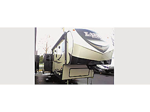 2017 LAREDO 297RK SW - 3 slides 601102 From 49995 On Sale - 39995 PACIFIC COAST RV 2850 El