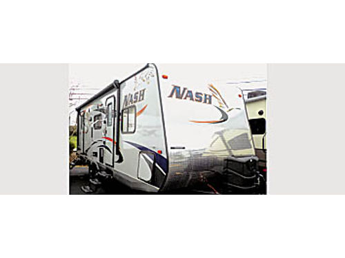 2016 NASH 24 BHS - TRAVEL TRAILER 145500 from 30640 On Sale - 19995 PACIFIC COAST RV 2850