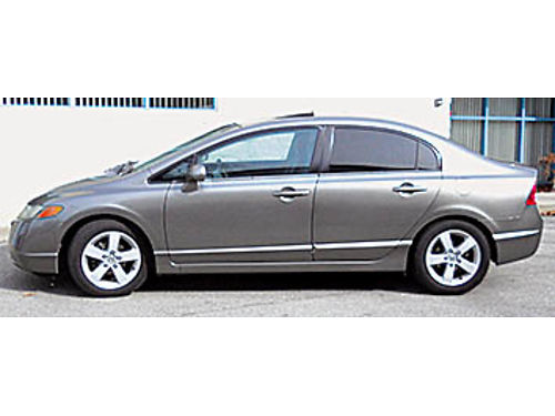 2007 HONDA CIVIC EX - Xlnt cond 4 cyl 5 speed new tires clean title super clean in  out 5600