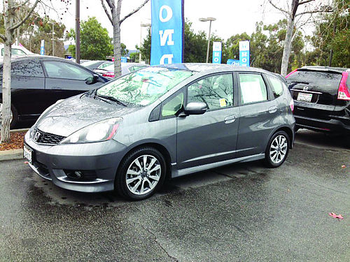 2013 HONDA FIT - Certified xlnt cond in  out Loaded with extras 065456hp2787 13991 Honda o