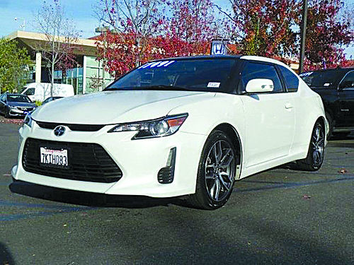 2015 SCION TC COUPE - Sporty  fun Showroom condition must see 008145hp2721 14493 Honda of