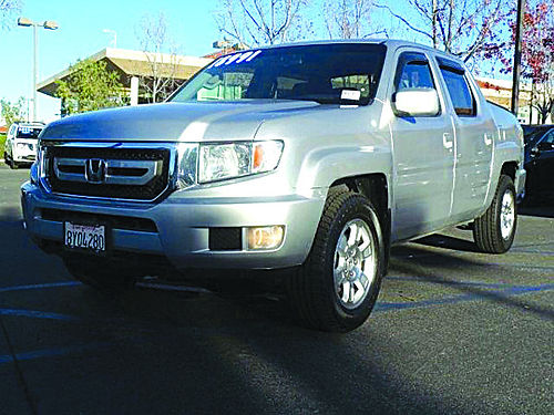 2009 HONDA RIDGELINE RTS - xlnt cond hurry - Managers Special 106573hp2747 17992 Honda of T