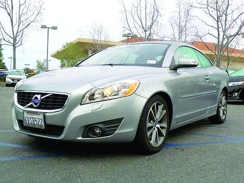 2012 VOLVO C-70 convertible - Hard to convertible Safe  Fun to drive 127193hp2755 17494 Hon
