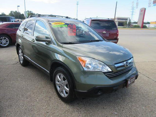2007 HONDA CR-V EX-L - Gorgeous condition 1 owner clean Carfax services auto lthr  more 007