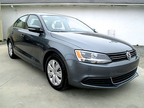 2013 VW JETTA S - 1 owner clean carfax auto MP3CD power opt CERTIFIED Sport economy 423118