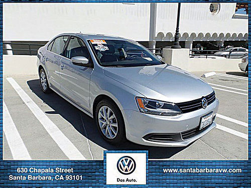 2014 VW JETTA SE Connectivity - CERTIFIED 25 L Auto MP3CD leather bluetooth 3569702098 139