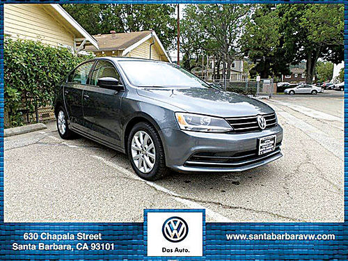 2015 VW JETTA SE - COMPARE TO NEW  SAVE CERFITIED AUTO MP3CD performance economy 3194892142R