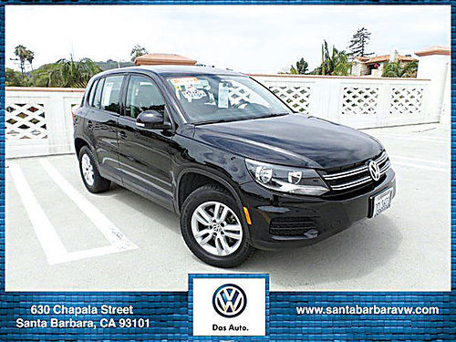 2014 VW TIGUAN S - certified intercooled turbo auto sport handling safe family SUV 5429611779
