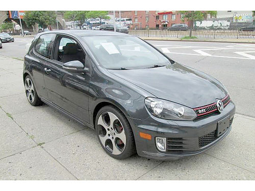 2013 VW GTI - CERTIFIED fast fun furious Auto power opt MP3CD Bluetooth alloys 122183212