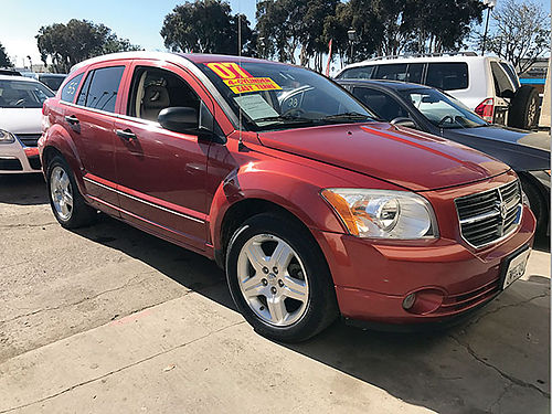 2007 DODGE CALIBER - Auto 4cyl gas saver all power extra clean ready for family  work AC ste