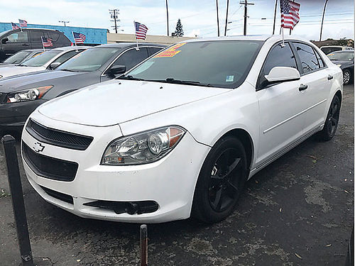 2012 CHEVROLET MALIBU - Auto all power ready for work  family loaded reliable gas saver extra