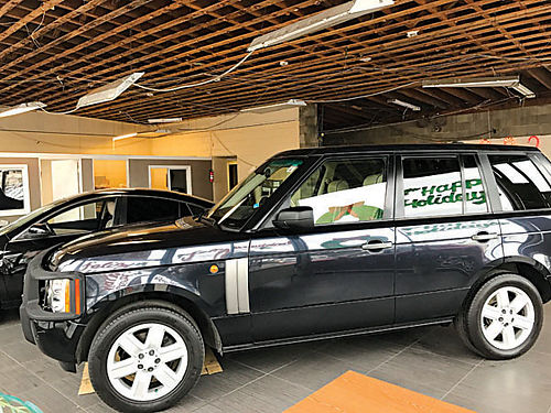 2005 LAND ROVER RANGE ROVER - Super luxury  roomy extra clean fully loaded leather all power r