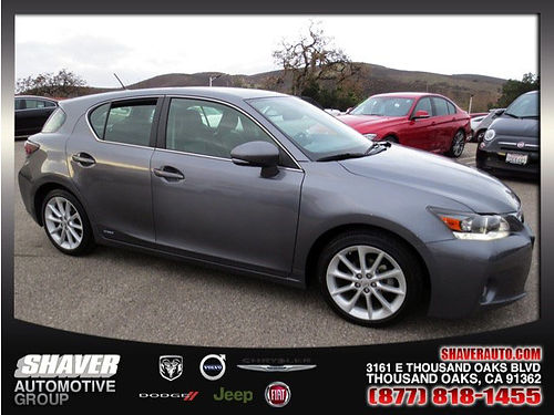 2013 LEXUS CT 200H - loaded with options low miles leather excellent condition must see 156258
