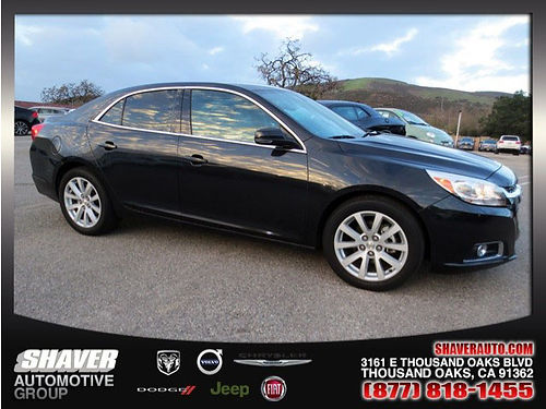 2014 CHEVY MALIBU LT - excellent condition in and out Lots of options call for info hurry manage