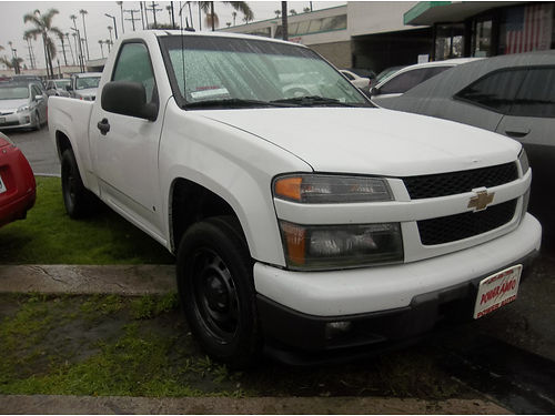 2009 CHEVY COLORADO - working truck reliable working truck gas saver extra clean  great conditio