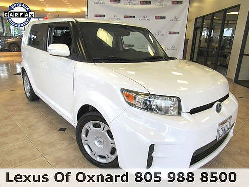 2011 SCION XB - Reliable comfort economy family ride Auto power opt mp3cd alloys 128828lxp