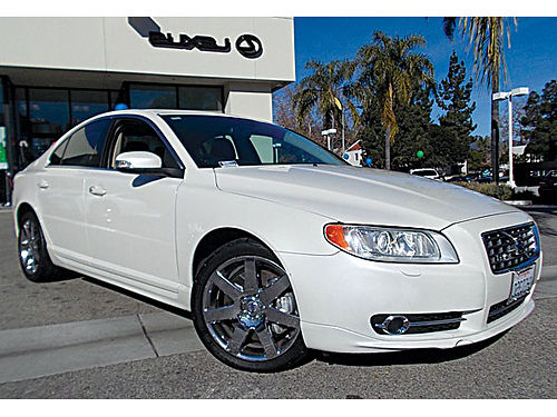 2007 VOLVO S80 - Top of the class Safe reliable luxury 032054-LS70064A 11888 Lexus of Santa