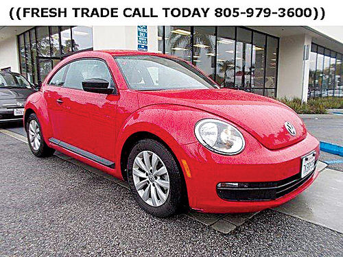 2015 VW BEETLE 18t - Auto HTD leather media center sharp 636639-LSR0116 14288 Lexus of