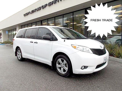 2012 TOYOTA SIENNA - Clean Carfax service records bring the family010870-LS6S253C 14288 Lexu