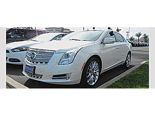 2014 CADILLAC XTS - PLATINUM COLLECTION low miles loaded 205380 29914 STOWASSER 600 E Bette