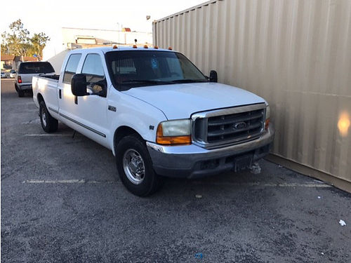 2006 FORD F350 V10 222K miles power windows extra clean pdl 5th wheel tow hitch reg 5000 ob