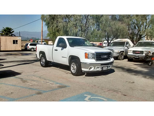 2007 GMC SIERRA 1500 shortbed leather seats auto 43L power windows 100K mi very clean runs