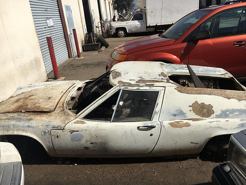 LOTUS CAR PARTS For sale call for more info please call 805-797-5381