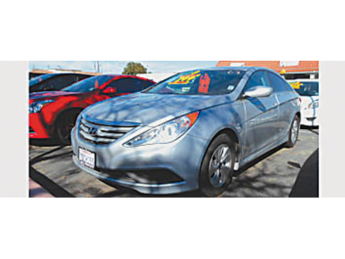 2014 HYUNDAI SONATA - Great mpg 1087819482 12995 Bad or No credit Matricula OK SBCARCO 100