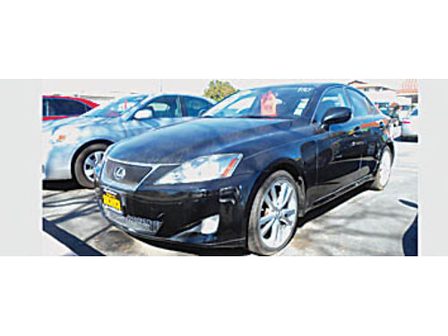 2007 LEXUS IS350 - Fully loaded Luxury 13995 0570011835 Bad or No credit Matricula OK SBCA