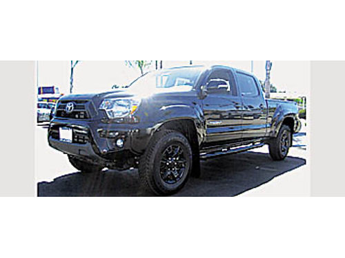 2014 TOYOTA TACOMA - T3462 29995 Toyota of SLO Hwy 101 Los Osos Valley Rd 805-543-7001