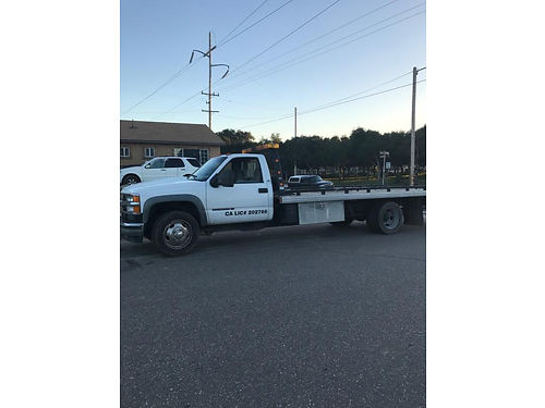 2000 CHEVY 3500 HD 55K orig miles automatic trans never been commercially usedfor hire 1 owner