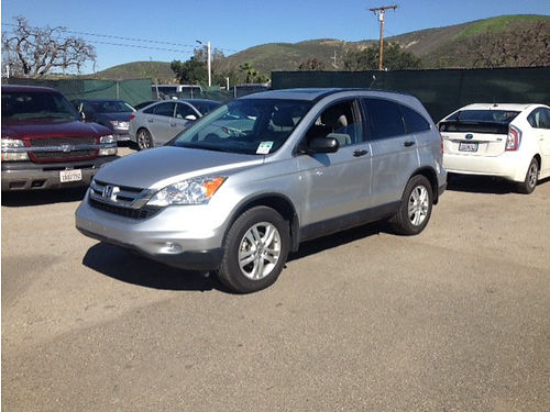 2010 HONDA CR-V - Auto ac must see 00904192122a 10991 Honda of Thousand Oaks 844-287-4407