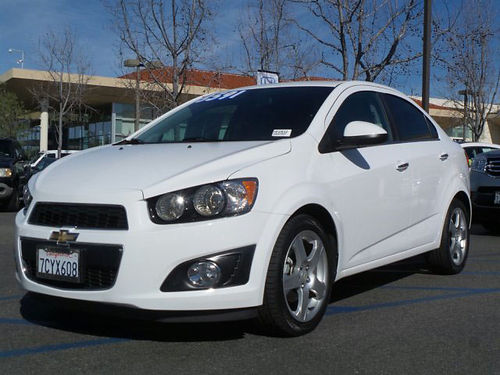 2015 CHEVY SONIC - like new gas saver call for details 119313hp2832 11992 Honda of Thousand