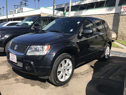 2008 SUZUKI GRAND VITARA - all power extra roomy for family super clean ready for work runs  lo
