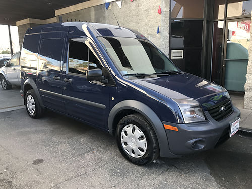 2013 FORD TRANSIT CONNECT - advance trac rsc extra clean ready for work  enjoy runs  looks like