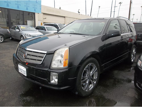 2004 CADILLAC SRX - Luxury  roomy for the family ready for work all power super clean runs grea