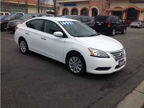 205 NISSAN SENTRA - managers special hurry wont last loaded with extras 666467-hp2867 1399