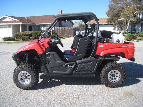2014 YAMAHA VIKING UTV low hrs lots of accessories call for more info 9200 obo