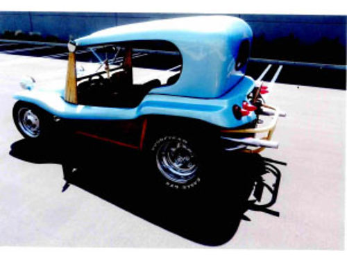 1956 VW BEACH BUGGY 4 spd 1641cc carbed great shape a real show stopper great paint pin strip