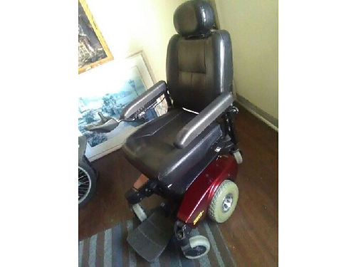 ELECTRIC WHEEL CHAIR Pronto Surestep M51 latest model battery charged extra set of batteries whe