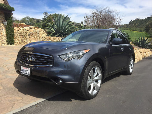 2010 INFINITI FX50 Sport 45291 mi Like New Fully Loaded Perf Cond Bose Sound New OEM Tires